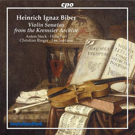 Violin Sonatas From the Kremsi