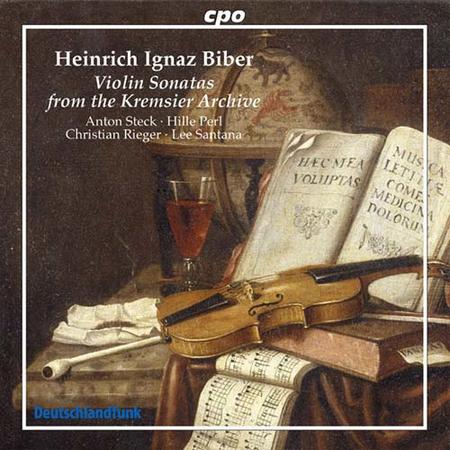 Violin Sonatas From the Kremsi