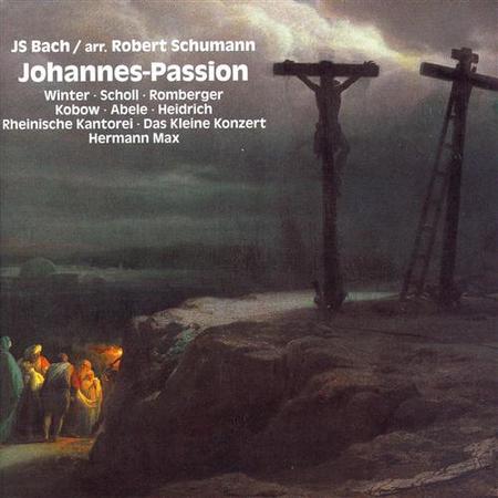 Johannes-Passion BWV 245 Vers