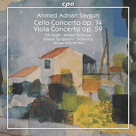 Cello Concerto Op. 74; Viola C