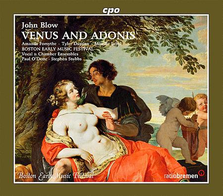 Venus & Adonis