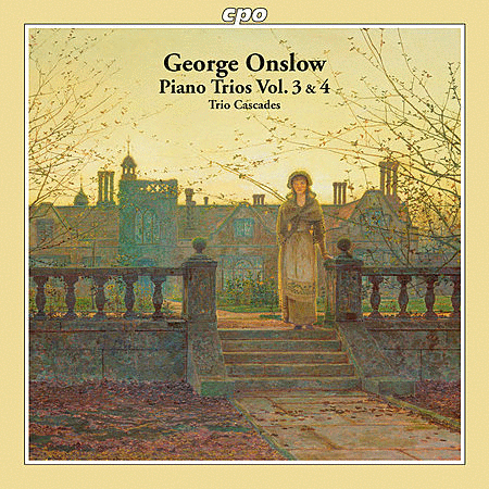 Volume 3-4: Complete Piano Trios