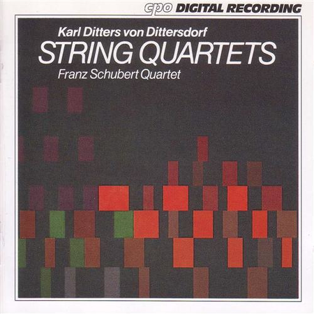 String Quartets Nos. 1 & 3-5