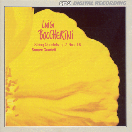 String Quartets Op. 2