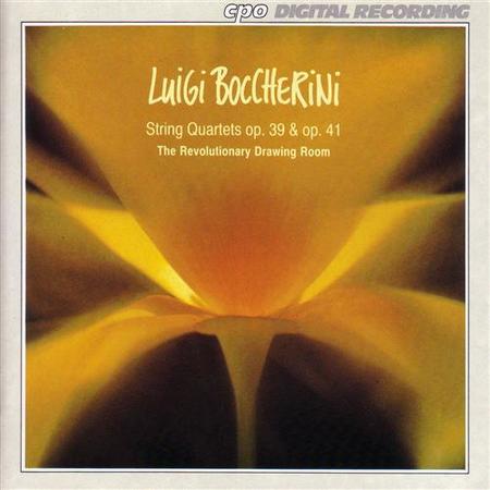 String Quartets Op. 39 & 41