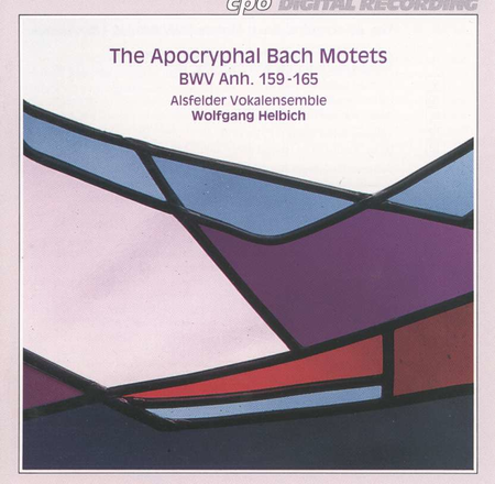 Apocryphal Motets