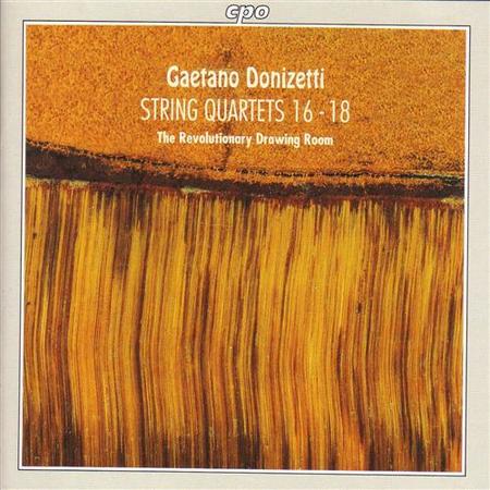 String Quartets Nos. 16-18