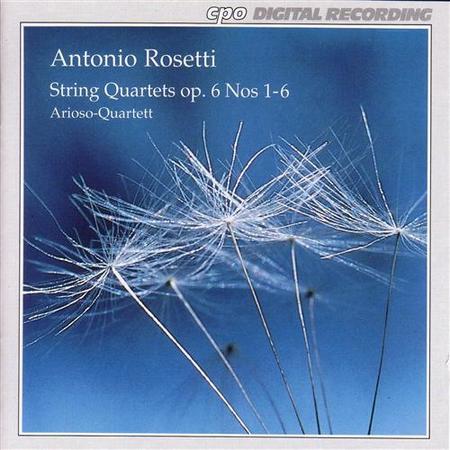 String Quartets Op. 6 Nos. 1-6
