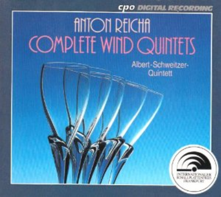 Complete Wind Quintets