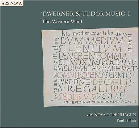 Taverner & Tudor Music I