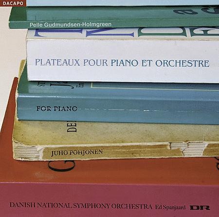 Plateaux Pour Piano Et Orchestra