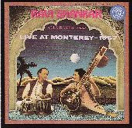 Ravi Shankar - Live At Montere