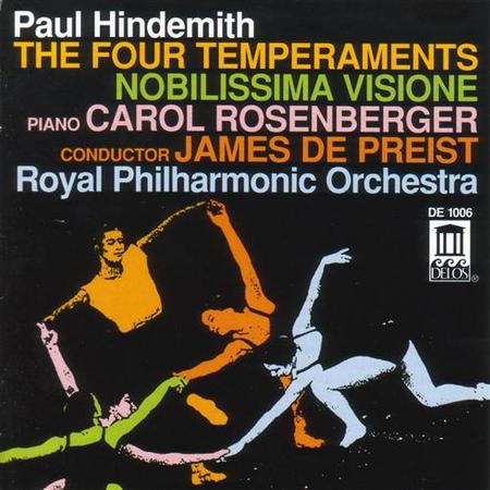 Four Temperaments; Nobilissima