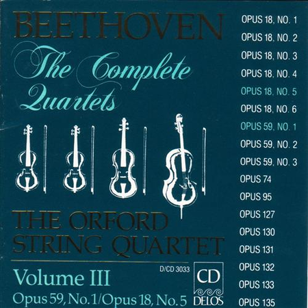 String Quartets Vol. III