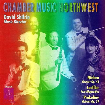 Wind Quintets; Two Rhapsodies
