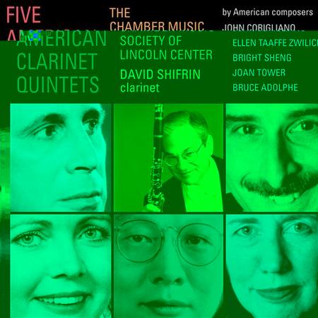 American Clarinet Quintets [2