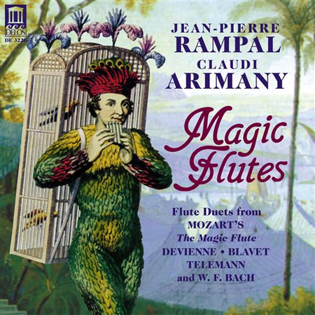 Magic Flutes: Flute Duets From