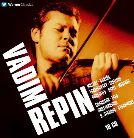 Vadim Repin Plays Mozart Bart