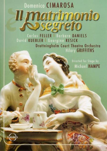 Matrimonio In Segreto : Il matrimonio segreto sheet music by drottningholm court