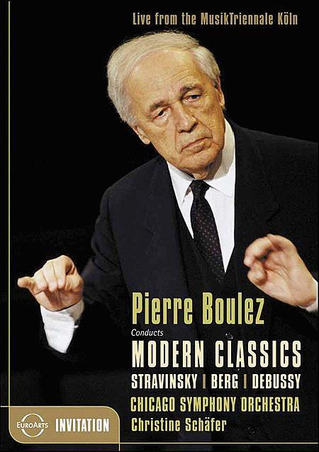 Pierre Boulez & the Chicago Symphony