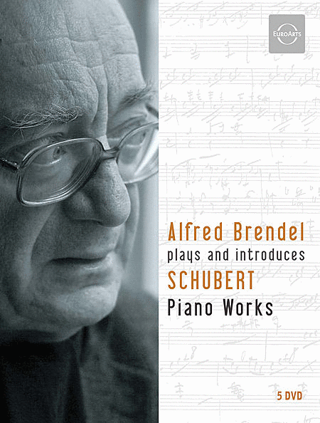 Alfred Brendel Plays and Intro