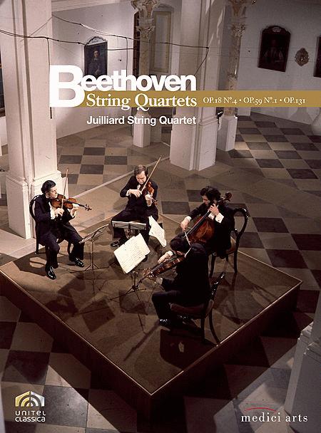 String Quartets Op. 18 59, 131