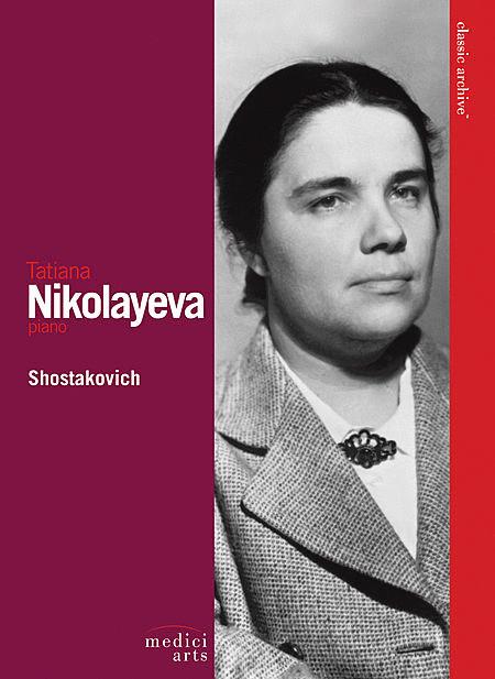 Tatiana Nikolayeva: Classic Ar