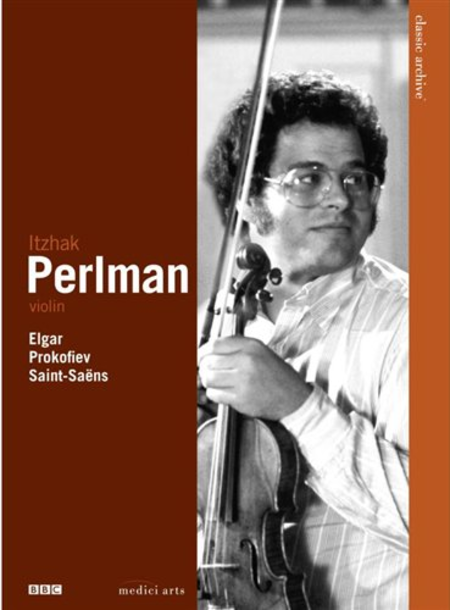 Classic Archive: Itzhak Perlma
