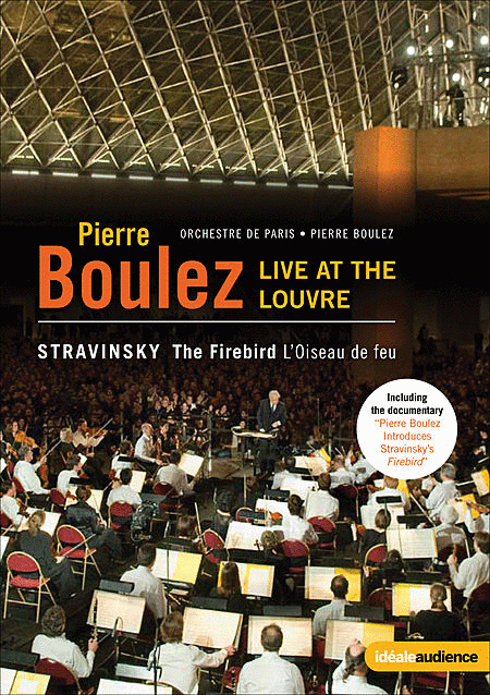 Pierre Boulez: Live At the Lou