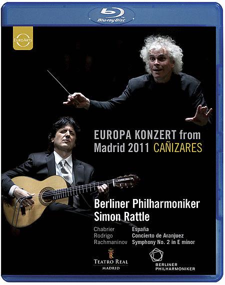 Europa Konzert 2011 (Blu-Ray)