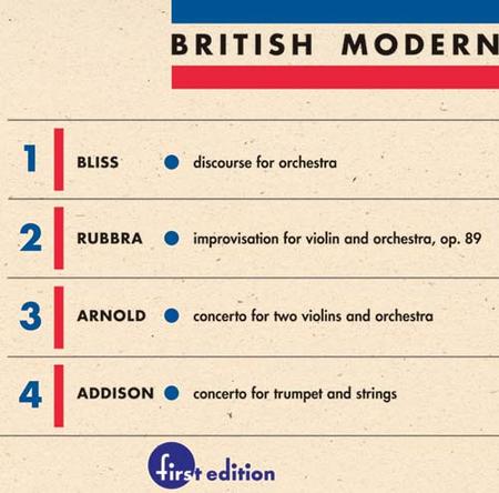 British Modern Vol. 1