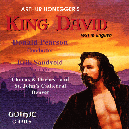 Honegger's King David