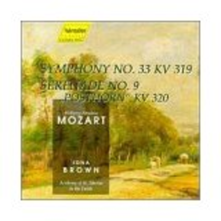 Posthorn Serenade 9 Symphony