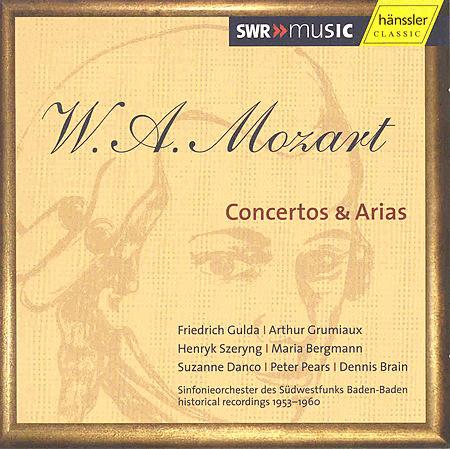 Concertos & Arias