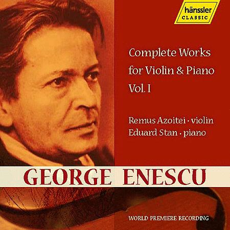 Volume 1: Complete Works for Violin