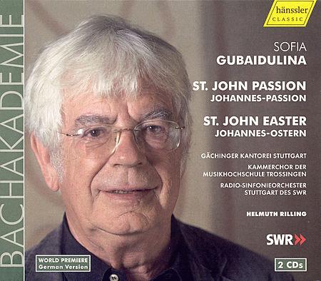 St. John Passion & St. John Ea