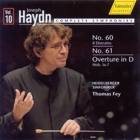 Sinfonien Nr. 60 61 & Ouvertu