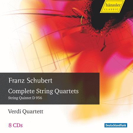 Complete String Quartets & Str