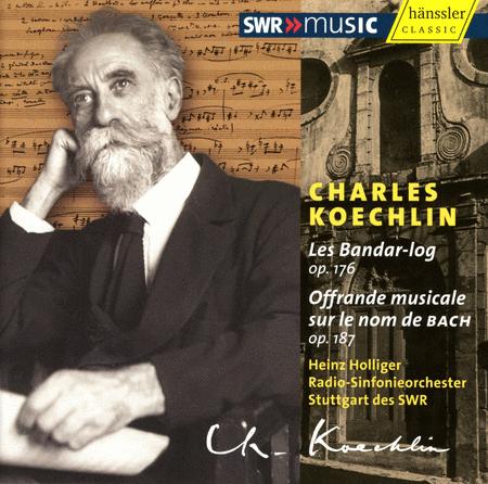 Koechlin Offrande Musicale Op.