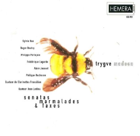 Sonatas Marmalades & Faxes