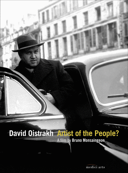 David Oistrakh: Artist of The