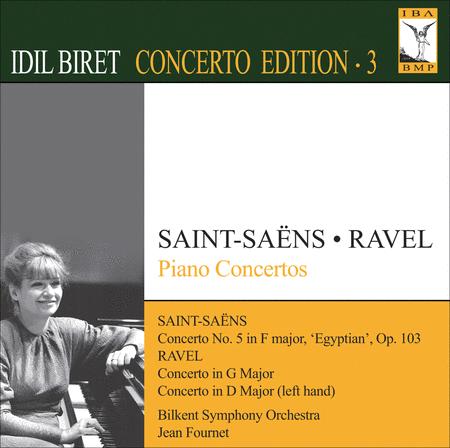 Volume 3: Idil Biret Concerto Edition