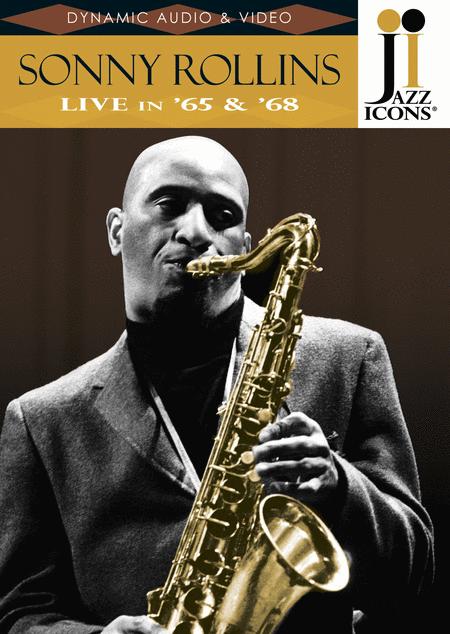 Jazz Icons: Sonny Rollins
