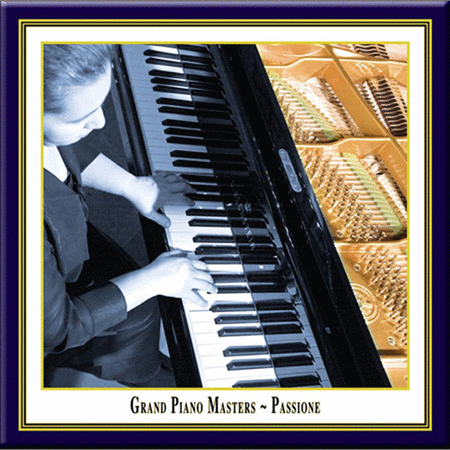 Passione: Grand Piano Masters