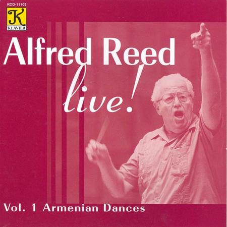 Volume 1: Alfred Reed Live! - Armen