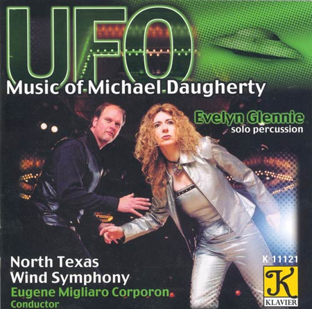 UFO: Music of Michael Daugherty