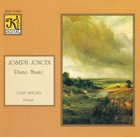 Piano Music of Joseph Jongen