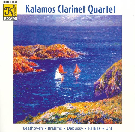 Kalamos Clarinet Quartet