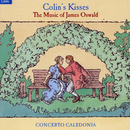 Colin's Kisses