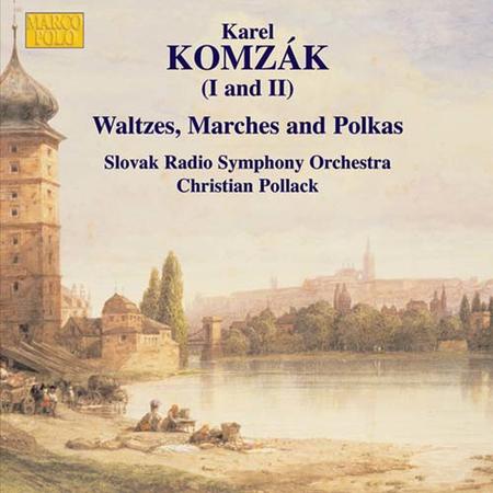 Waltzes Polkas Marches